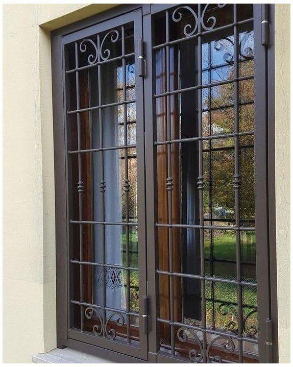 Pin By Marta Elsa Cajal On Casas In 2021 Window Grill Design Window Grill Design Modern Modern Window Grill