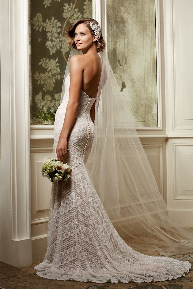 Wtoo Brides Fall 2014 Collection | Bridal Musings Wedding Blog 4