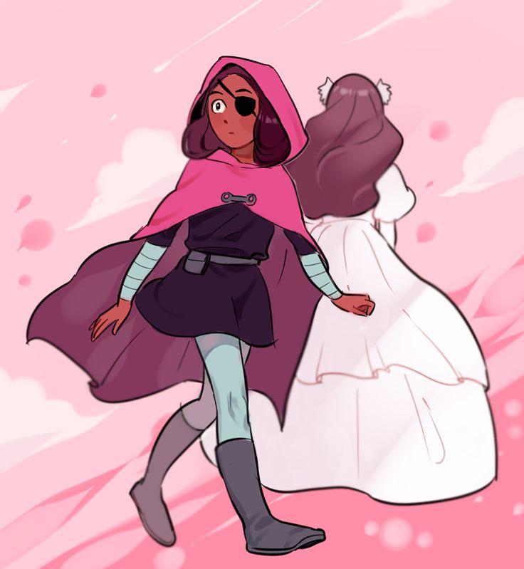 Connie. Steven universe