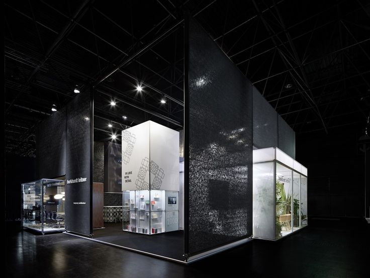 Burkhardt Leitner Constructiv Exhibition / Ippolito Fleitz Group