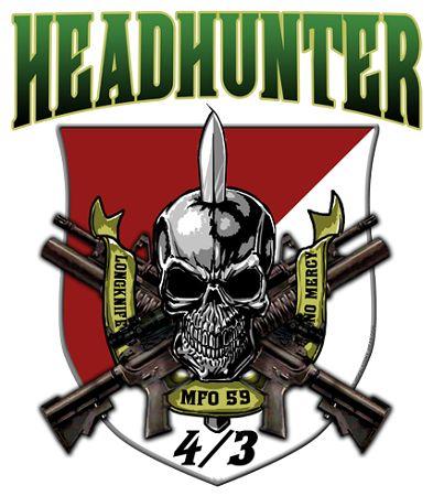 4th Squadron 3rd Cavalry Regiment Longknife Shirt In 2019
