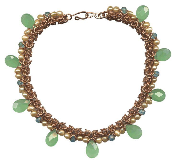Scarlet's necklace