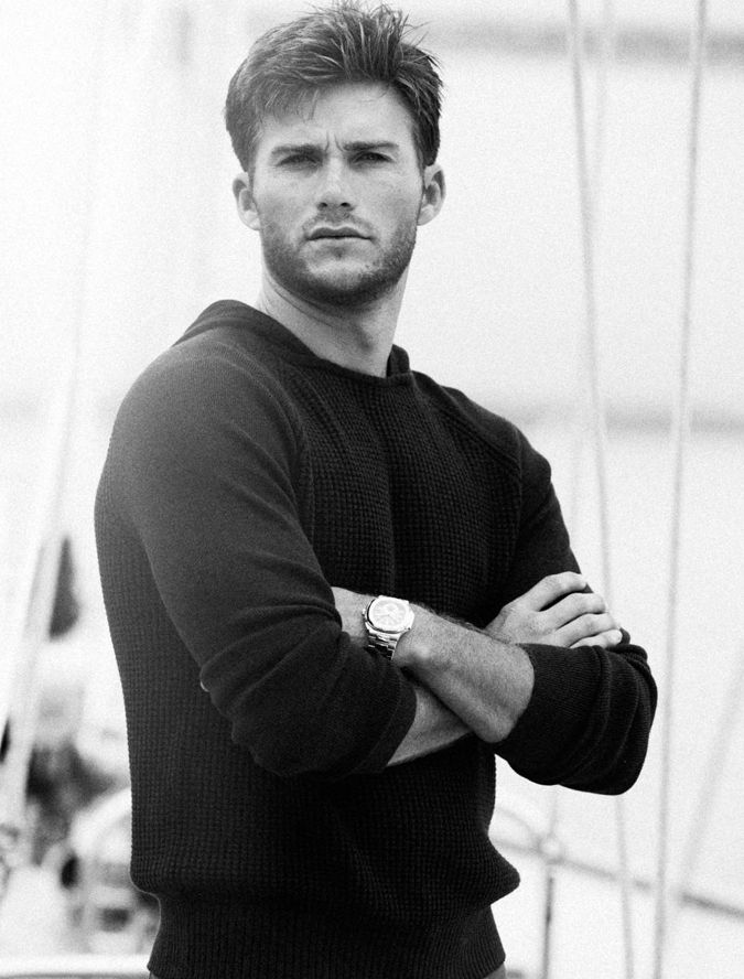 Scott Eastwood For 'Town & Country'