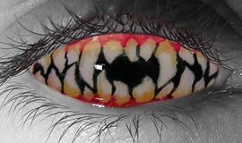 Top 10 Scariest Contact Lenses: Fashion For Your Eyes
