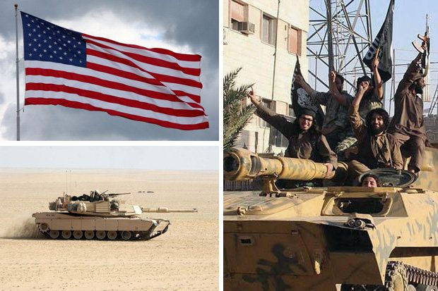 War alert US eyes INVASION of Iraq and Syria to step up fight with ISIS | Latest News | Breaking UK News & World News Headlines | Daily Star