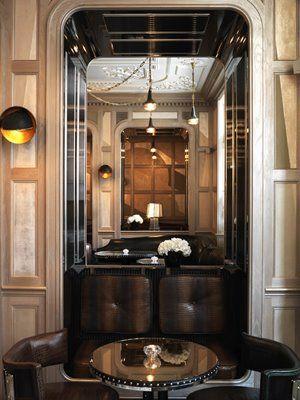 art deco interior design | Connaught Bar Review By B3 Designersv