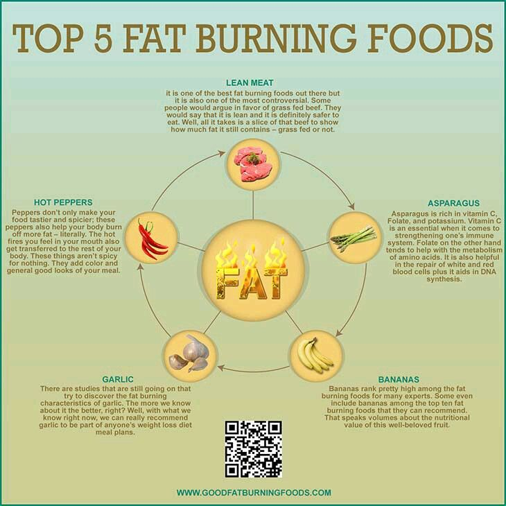 Burning fat wikihow