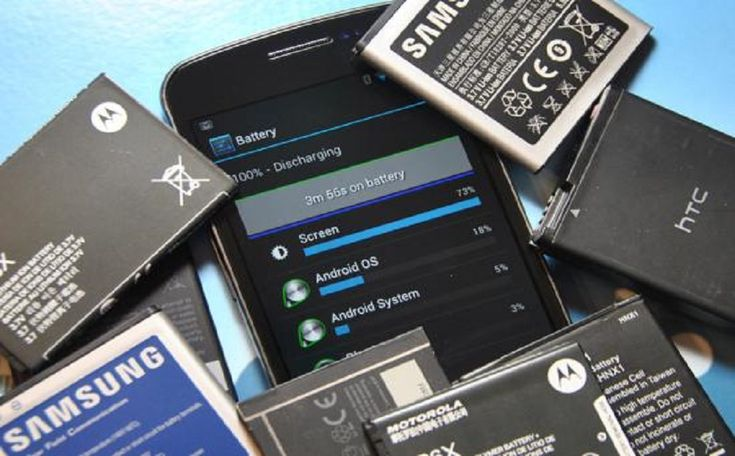 Eu suggests manufacturers to make smartphone batteries