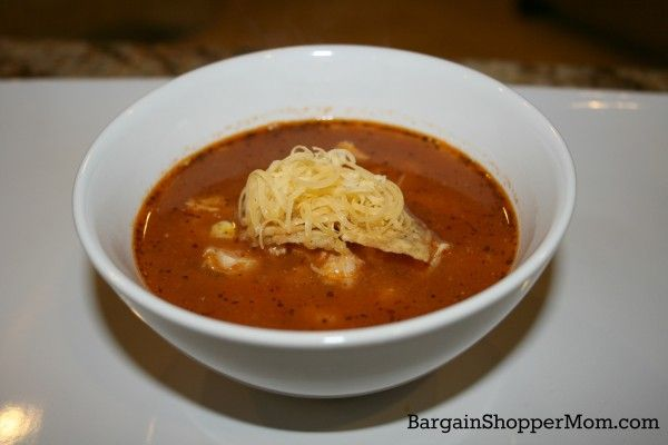 Easy Chicken Tortilla Soup Recipe! Healthy Comfort Food for the New School YearBest Recipes, Chicken Tortilla Soup, Healthy Comforters, Easy Meals, Chicken Tortillas Soup Easy, Soup Recipes, Comforters Food, Chicken Breast, Easy Chicken Tortillas Soup