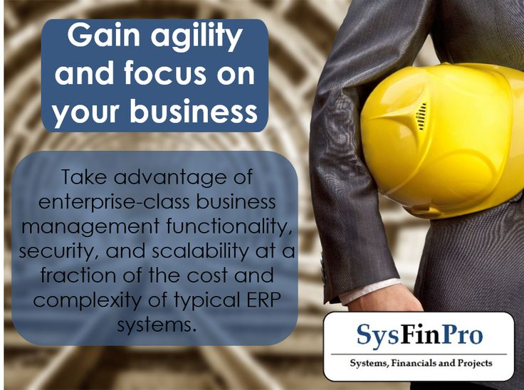 Running your business systems does not have to be complicated, let #Sage X3 help you gain agility and help you focus on your business.
