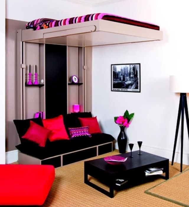 Decorating Small Living Spaces Without Compromising On The Aesthetic Appeal And Necessary Furniture Items Can Prove