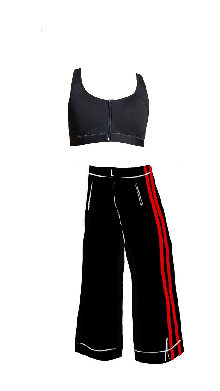 perfect sporty spice outfits