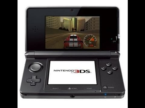 Ridge Racer 3D (3DS CIA) - http://madloader.com/ridge ...