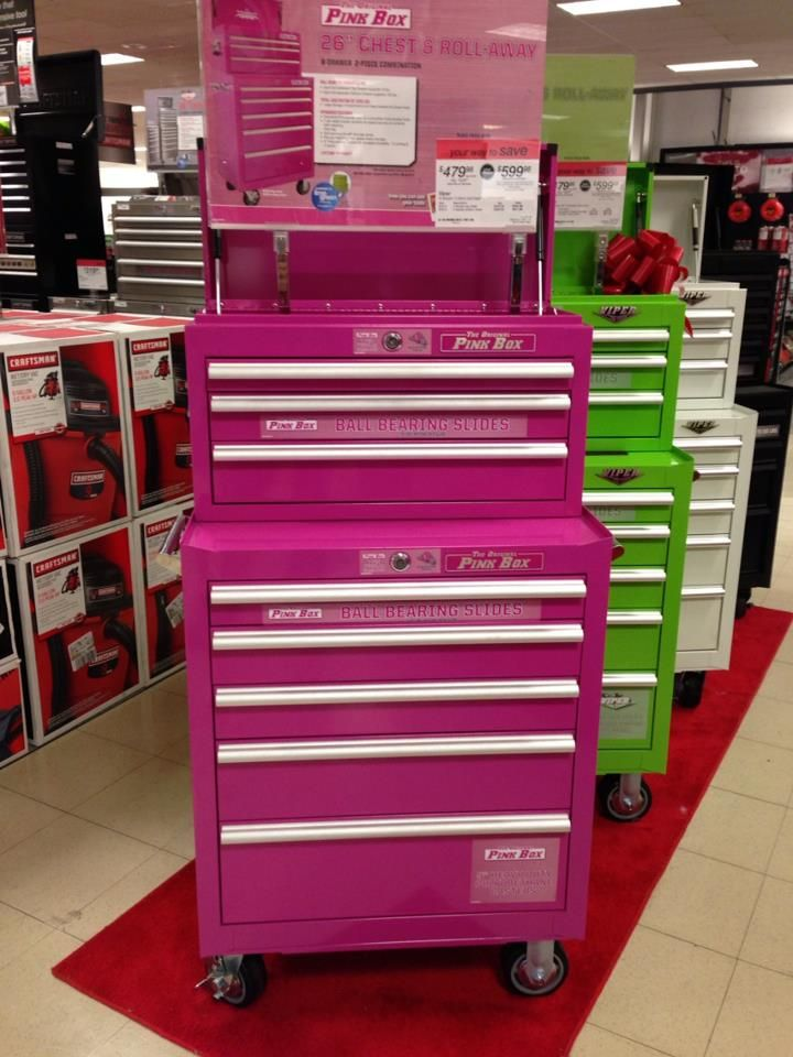 I need and severely want this!brand: the original pink box