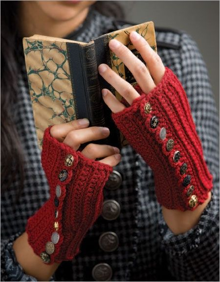 Rose-Style.  I could really use something like this for winter when I need my fingers free.--L