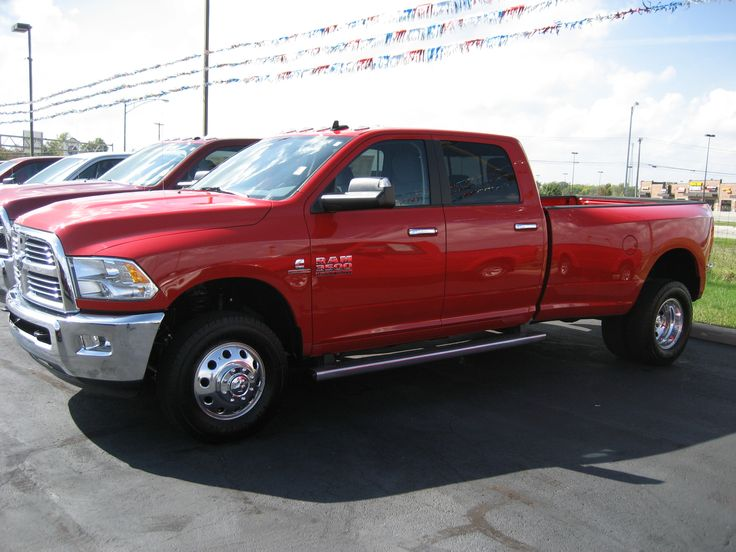 learn more about your ram trucks towing power payload and capacity - 2015 Dodge Ram 2500 Red