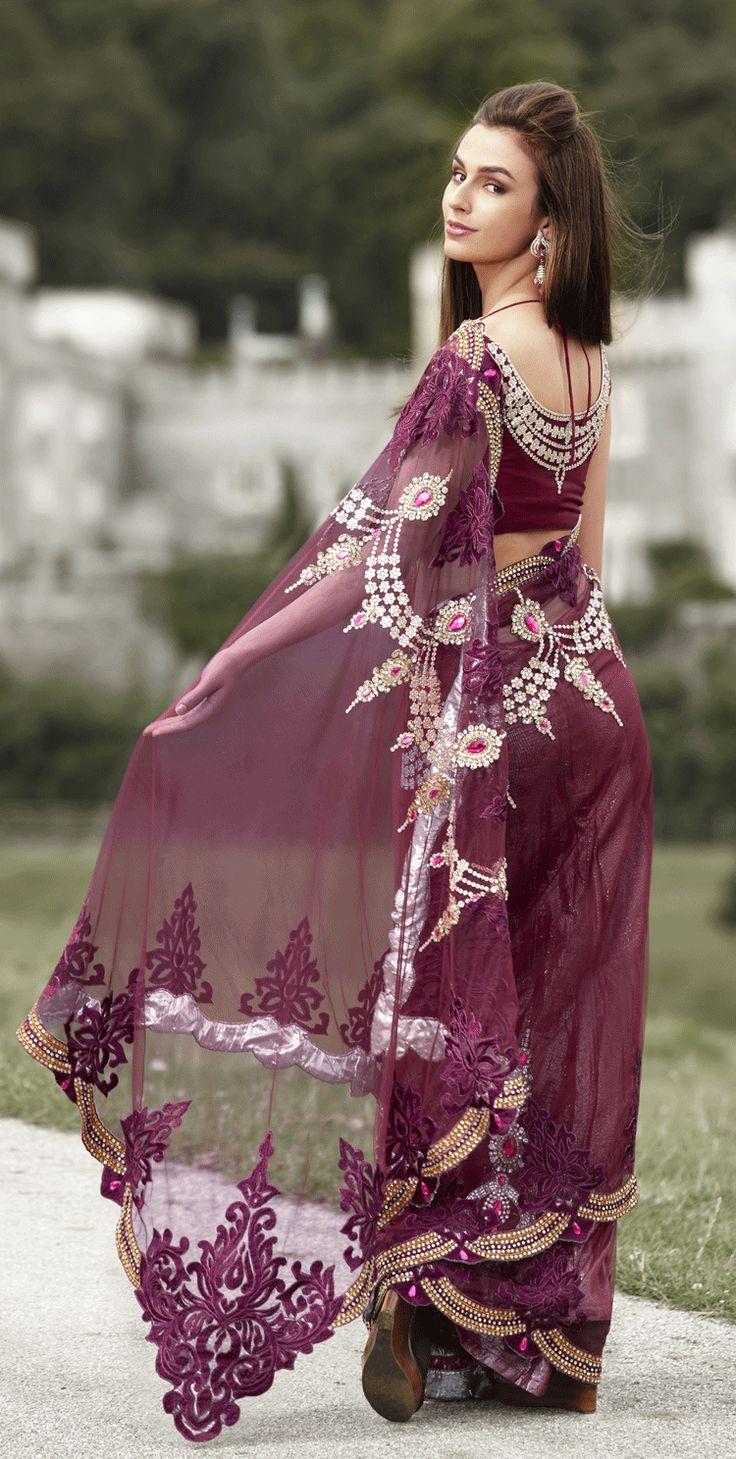 Manish Malhotra Sarees   Manish Malhotra Saree Collection   Manish Malhotra Desinger Sarees ...