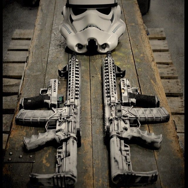 Boba Fett May The 4th Be With You: By @otbfirearms May The 4th Be With You! Custom Built