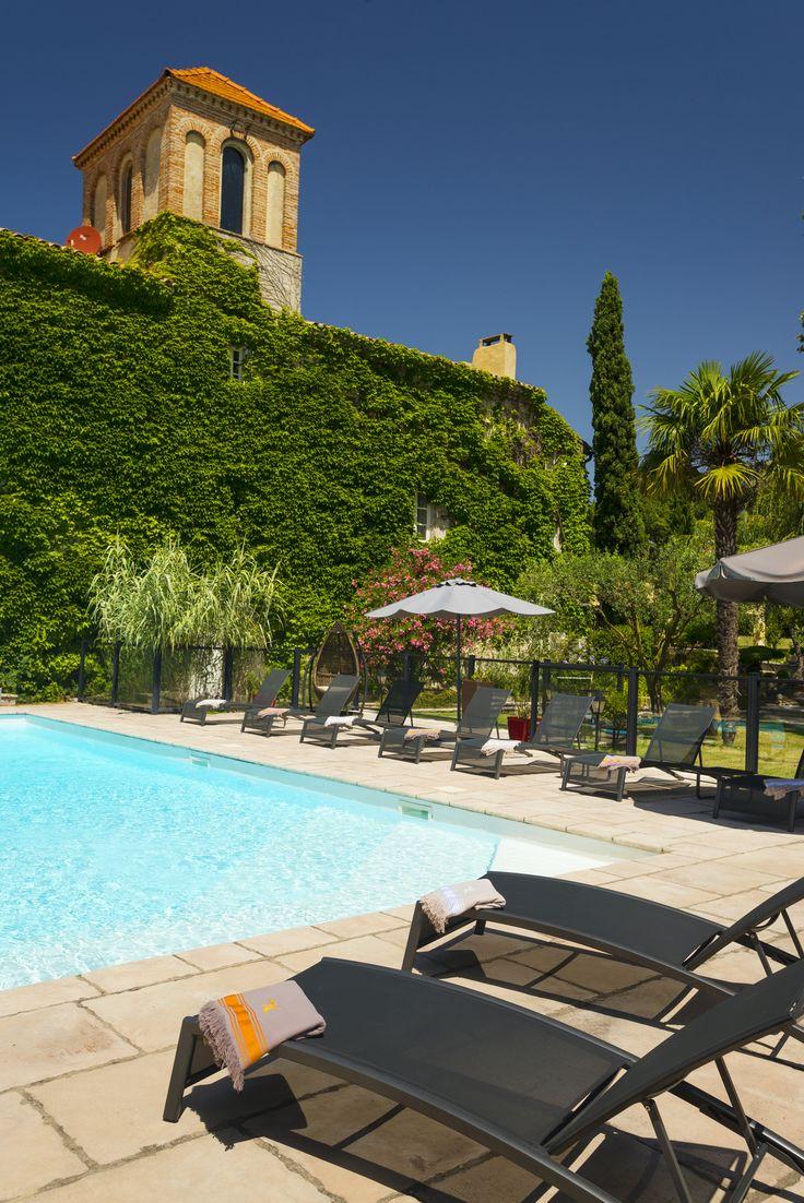 Domaine du Colombier – 4-star hotel & Gourmet restaurant near Montélimar