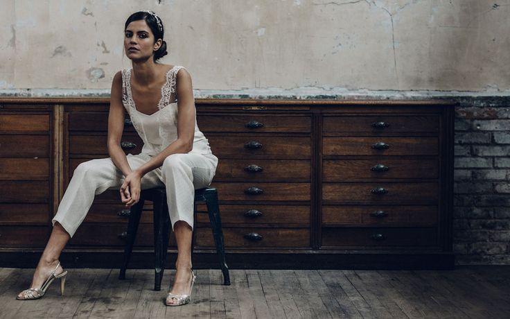 Laure de Sagazan dévoile sa nouvelle collection de robes de mariée 2016 2