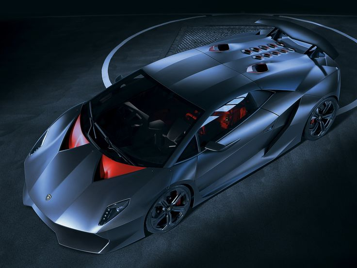 Attirant Only 10 Made   Lamborghini Model: Sesto Elemento Concept
