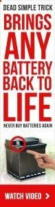 Battery Reconditioning - restore-dead-battery - Save Money And NEVER Buy A New Battery Again