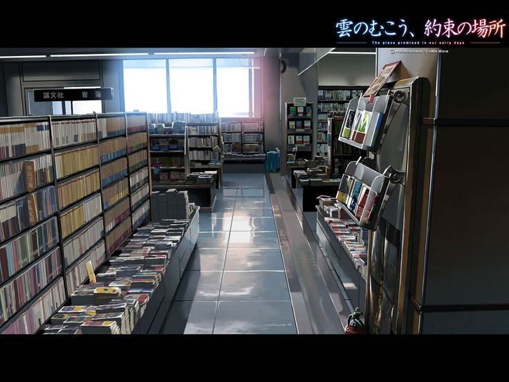 The Place Promised in Our Early Days   Minitokyo   Makoto Shinkai