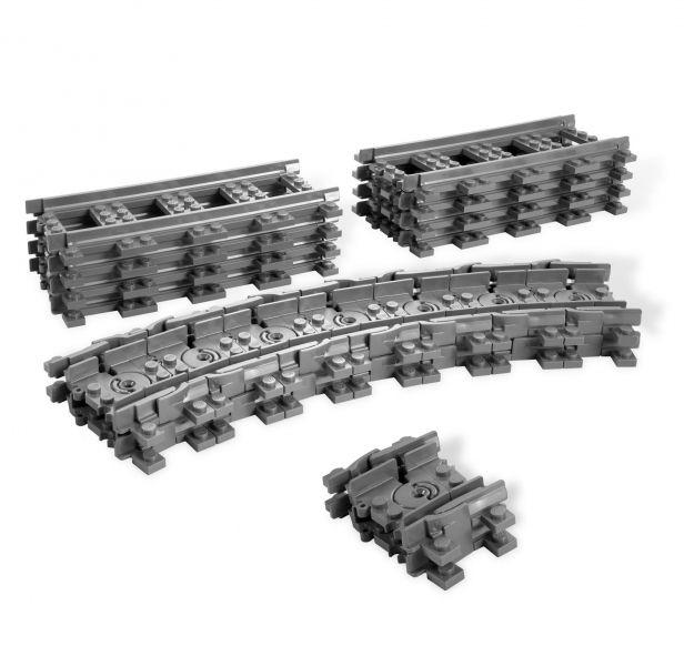 LEGO City - Sine Flexibile (7499), jucarii LEGO City ieftine de Craciun