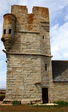 La tour à feu de Penmarc'h, Finistère