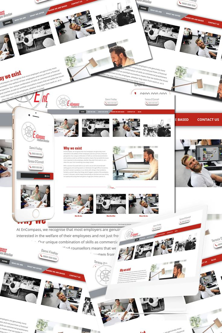 The New Website for Encompass Employee Direction in Basingstoke https://hostcat.co.uk/project/encompass-employee-direction/