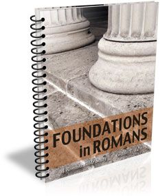 Foundations in Romans: A Romans Bible Study - Simply Charlotte Mason -- teaches how to do an inductive Bible study