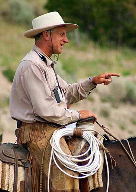 """If I had a horse buck with me now, I'm a little disappointed. It's not the end of the world, but I'm a little disappointed if I couldn't keep the horse out of trouble. Whereas it used to be a source of pride and now it's sort of a source of shame if I let the horse get that lost."" - Buck Brannaman...what an amazing horseman"