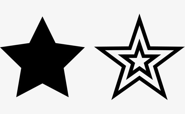 Black And White Stars Five Pointed Star Five Pointed Starlight Starlight Png Transparent Clipart Image And Psd File For Free Download Black And White Stars Black And White Clip Art
