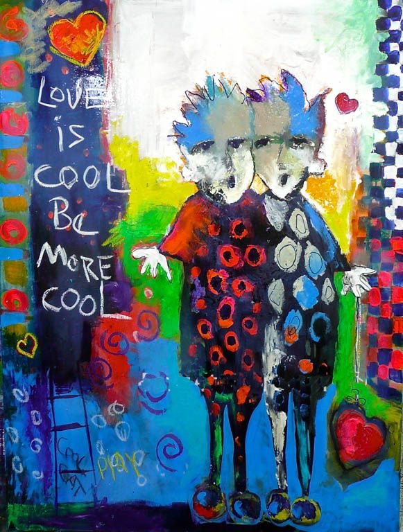 40 Awesome Canvas Painting Ideas For Kids: 78 Best Images About Jeanne Bessette At Mirada Fine Art On