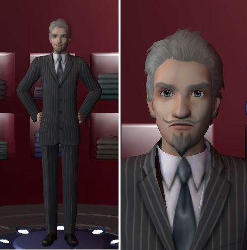 The Prankfather (Sims Social)