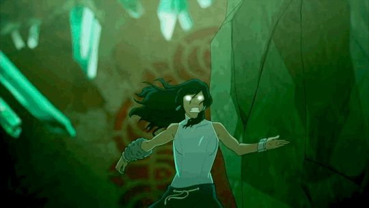 """58 Of The Best Earthbending GIFs From """"Avatar: The Last Airbender"""" & """"The Legend Of Korra"""""""