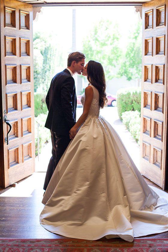 Wedding at the University Club of Santa Barbara
