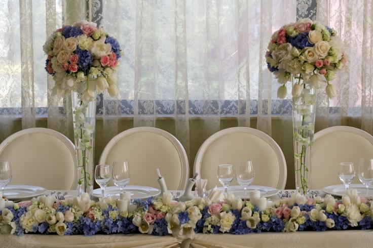 Decoratie masa mirilor