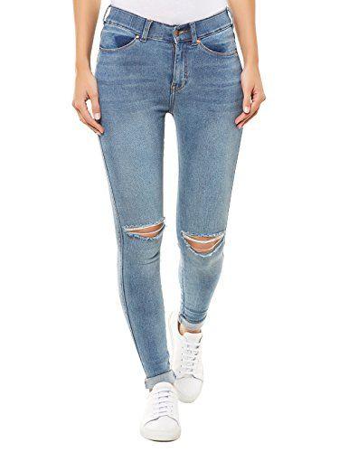 dr denim jeans damen lexy