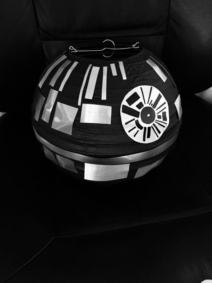 Home made Death Star