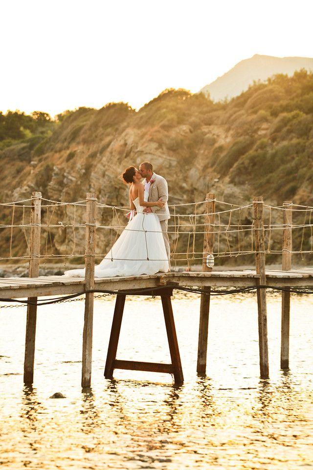 Weddings on Cameo Island in Zakynthos By the Bridal Consultant