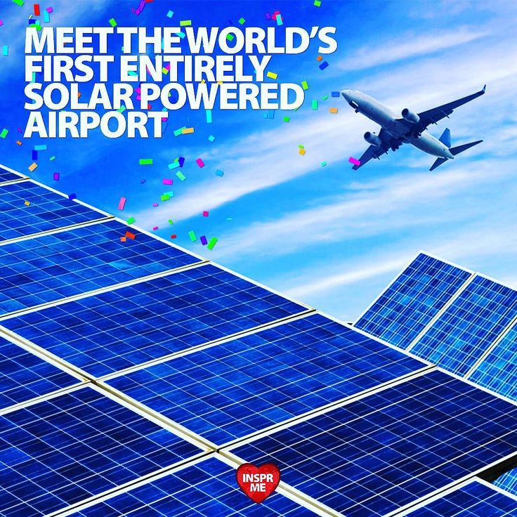 #PositiveNews - Meet the Worlds First entirely #Solar-Powered #Airport!  Over the next 25 years the new #power system is expected to save 300000 tons of #carbon #emissions the equivalent of planting three million #trees.  By Alissa Greenberg  #CochinInternationalAirport in the southern Indian state of #Kerala became the worlds first entirely #solarpowered airport on Tuesday unveiling a new system that will make the airport absolutely power neutral according to a statement released by the…