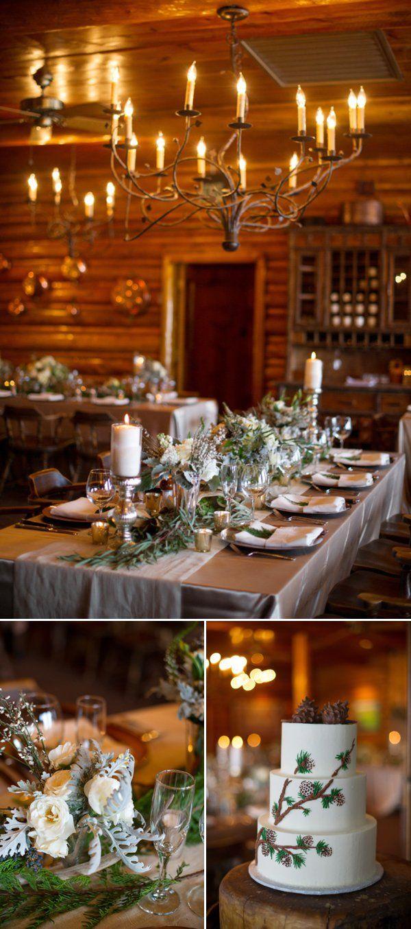 Winter Wedding Ranch Style | COUTUREcolorado WEDDING: colorado wedding blog + resource guide