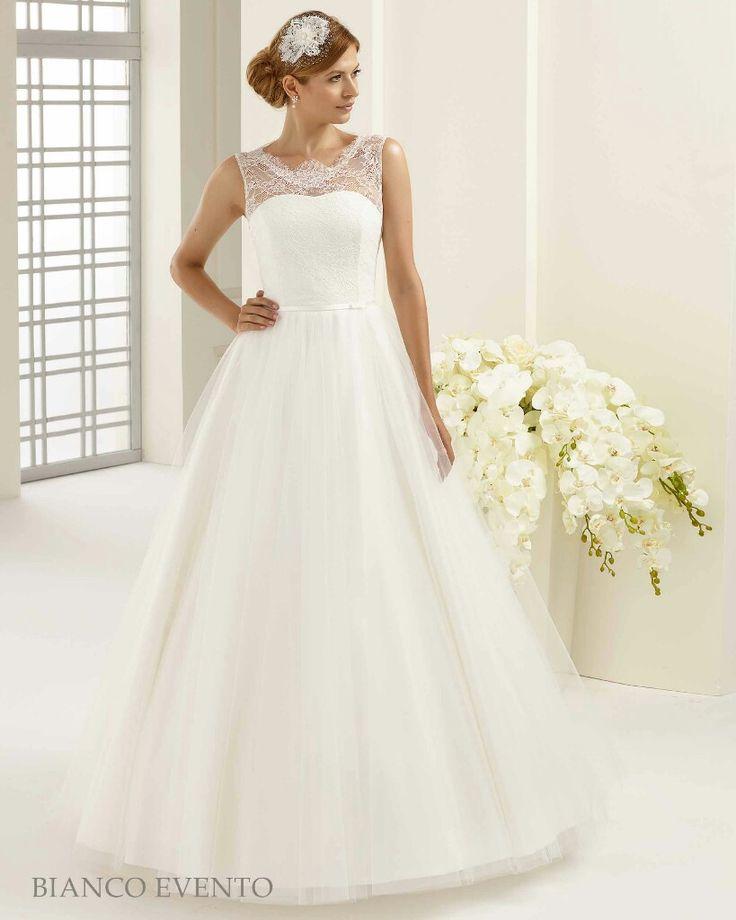 59 besten Brautkleid Bilder auf Pinterest | Hochzeitskleider, Kleid ...