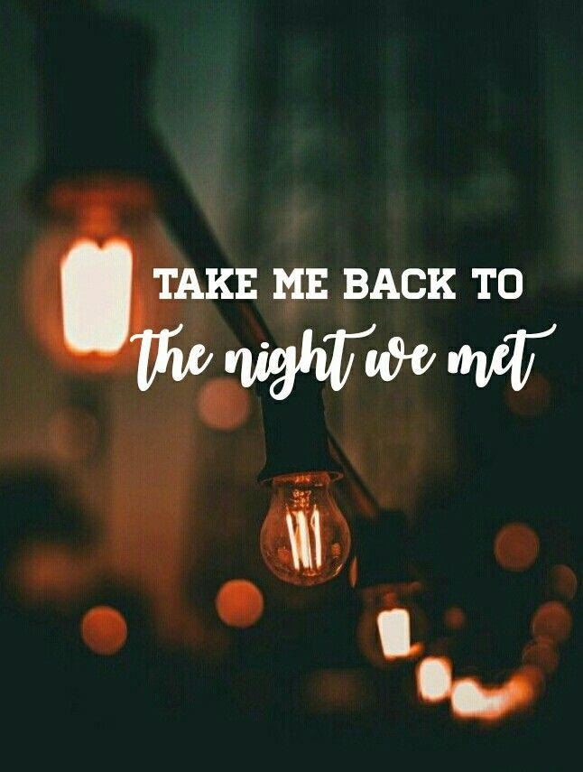 The Night We Met Lord Huron