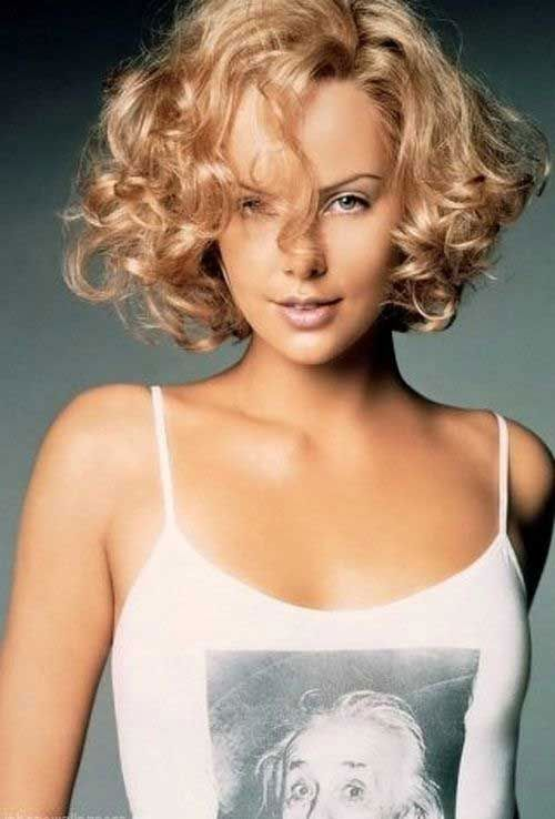 Daily Hairstyles For Curly Short Hair : Best 25 thick curly hair ideas on pinterest