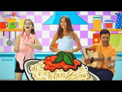 Spagetti - Karamela Sepeti - Çocuk Şarkıları - YouTube