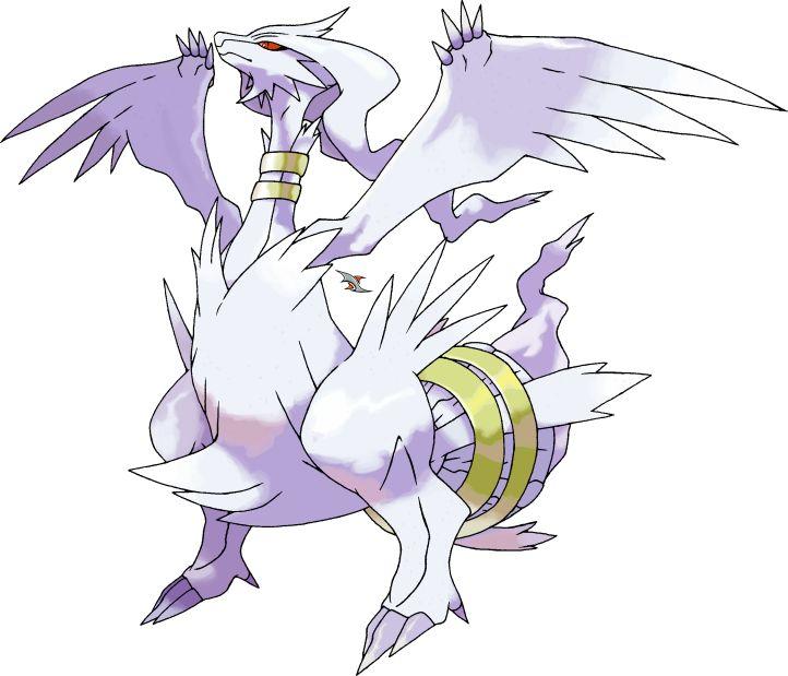 how to draw pokemon reshiram