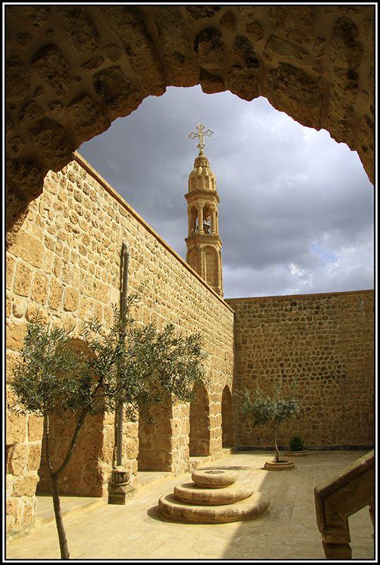 Morgabriel monastery - Midyat, Mardin