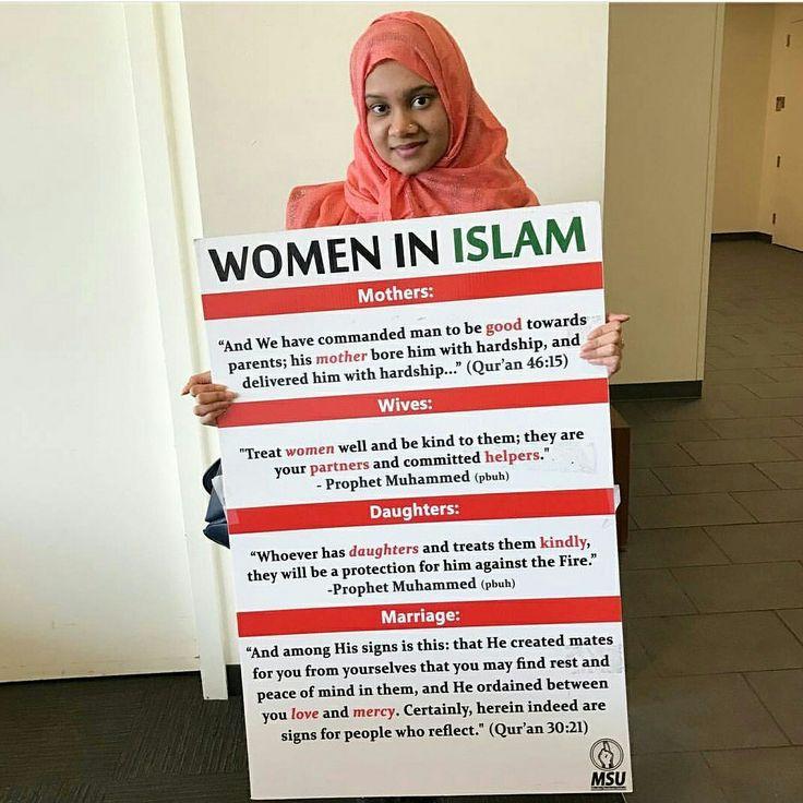 #Women in #Islam #WomenInIslam #WomensDay